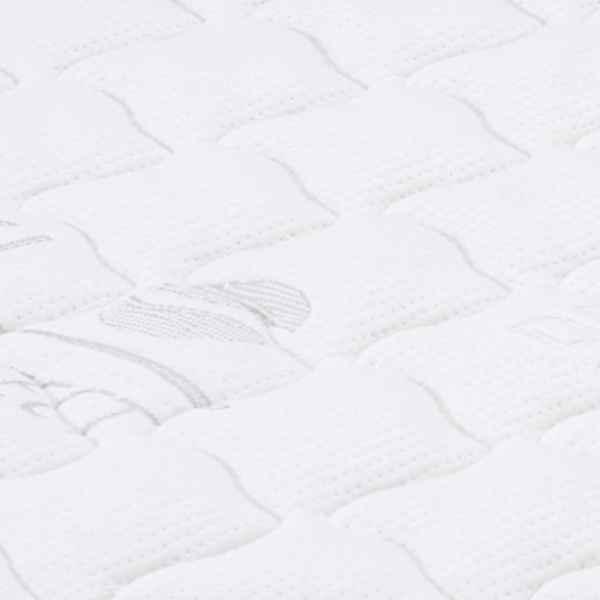 vidaXL Topper de saltea, 120 x 200 cm, spumă gel, 7 cm
