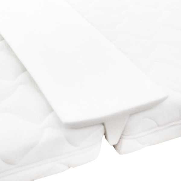 Saltea de pat cu conectare pentru paturi twin, 25 x 200 cm