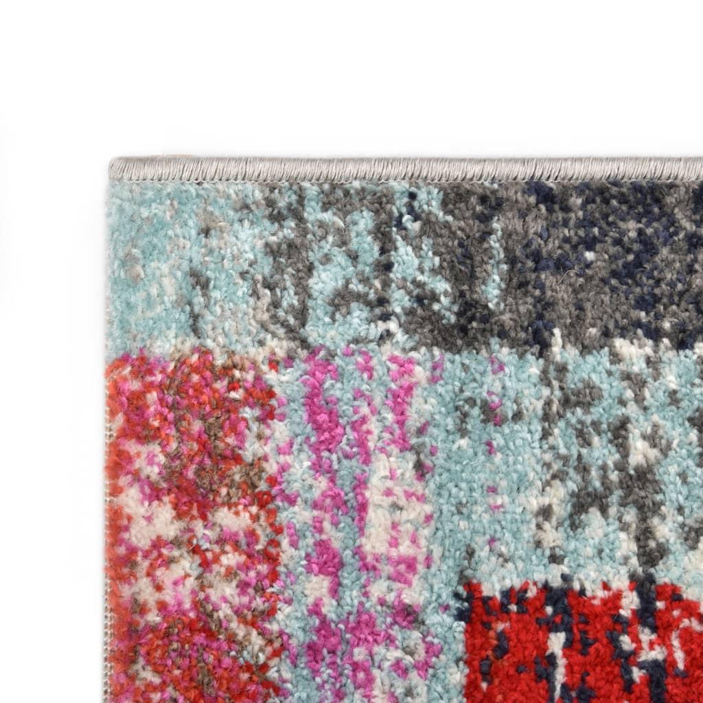 Covor, multicolor, 140 x 200 cm, PP
