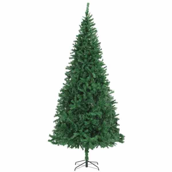 Brad de Crăciun artificial, verde, 300 cm