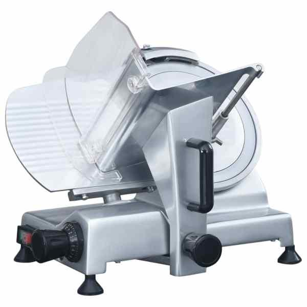 vidaXL Feliator electric pentru carne profesional, 250 mm