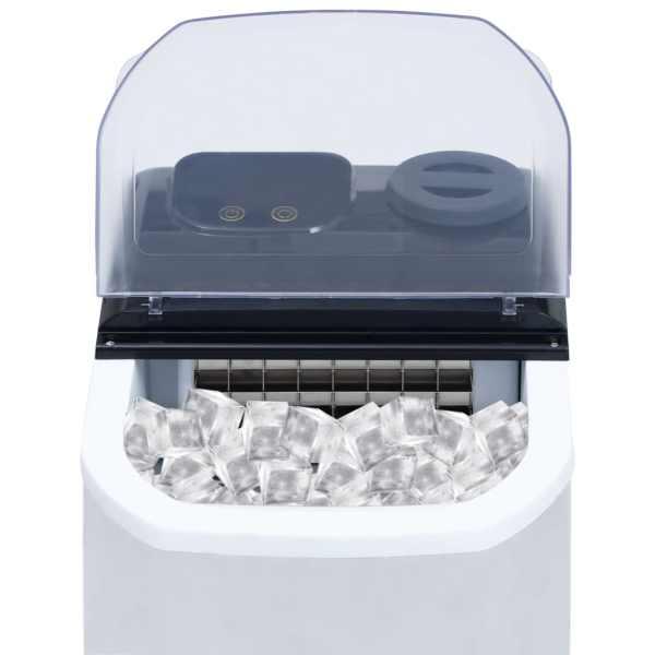 Aparat de făcut cuburi de gheață, oțel inoxidabil 20 kg / 24 h