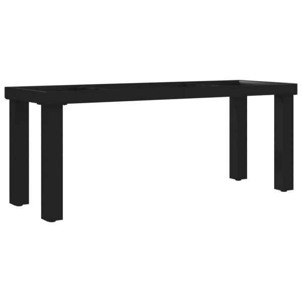 vidaXL Picioare de bancă cu cadru în formă de I, 105 x 36 x 42 cm