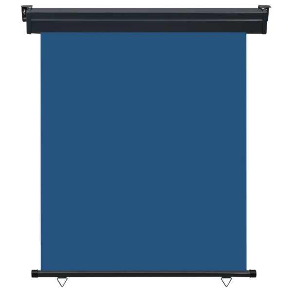 Copertină laterală de balcon, albastru, 140 x 250 cm