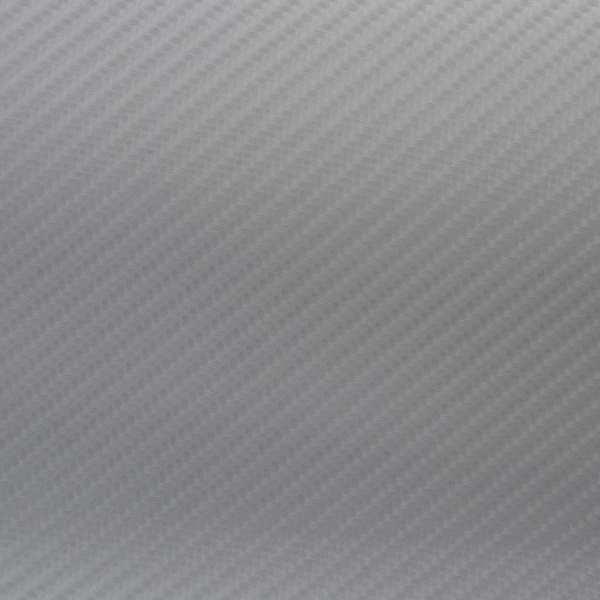 Folie auto mașină 4D, argintiu mat, 500 x 152 cm