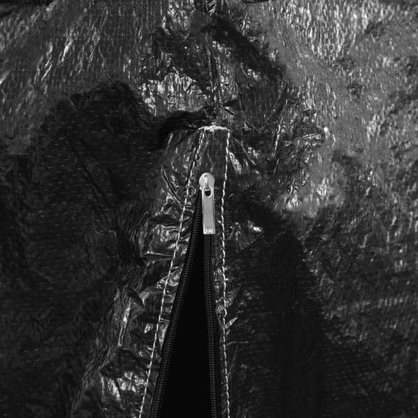 Husă de balansoar, 6 ocheți, 185 x 117 x 170 cm