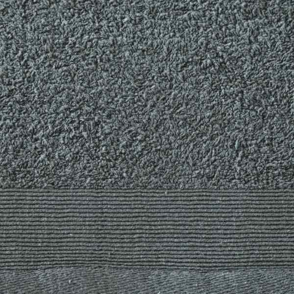 Prosoape de mâini, 2 buc., verde, 50 x 100 cm, bumbac, 450 gsm