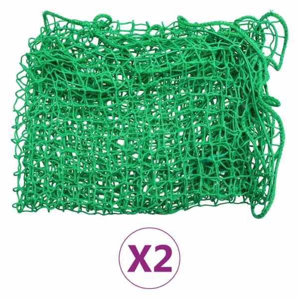 vidaXL Plase pentru remorcă, 2 buc., 2,5 x 4 m, PP