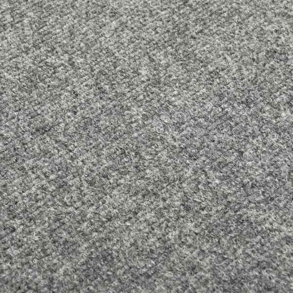 Dale mochetă pentru podea, 20 buc., gri deschis, 5 m²