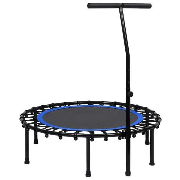 vidaXL Trambulină de fitness cu mâner, 102 cm