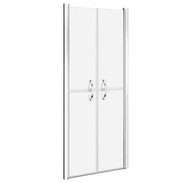 Ușă cabină de duș, mat, 81 x 190 cm, ESG