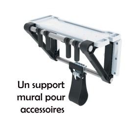 Support Mural pour Accessoire
