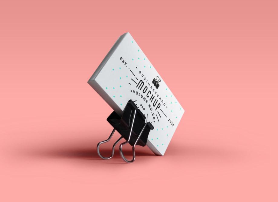 pinkie-card