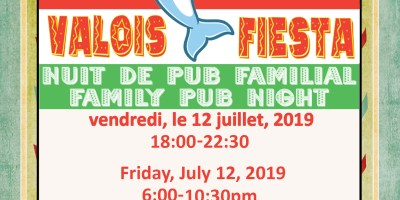 Family Pub Night 2019