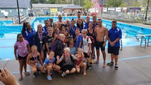 2018 ALPS Swimming Champions