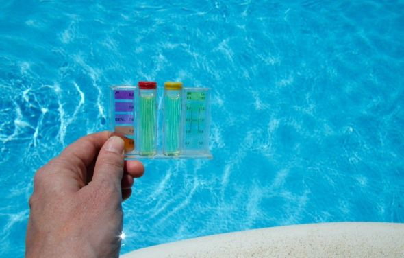 Regular el pH del agua