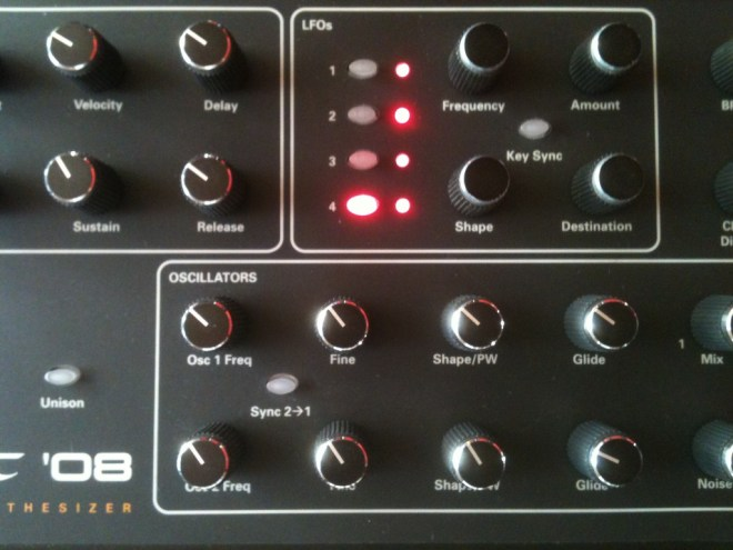 prophet '08 upgraded to PE