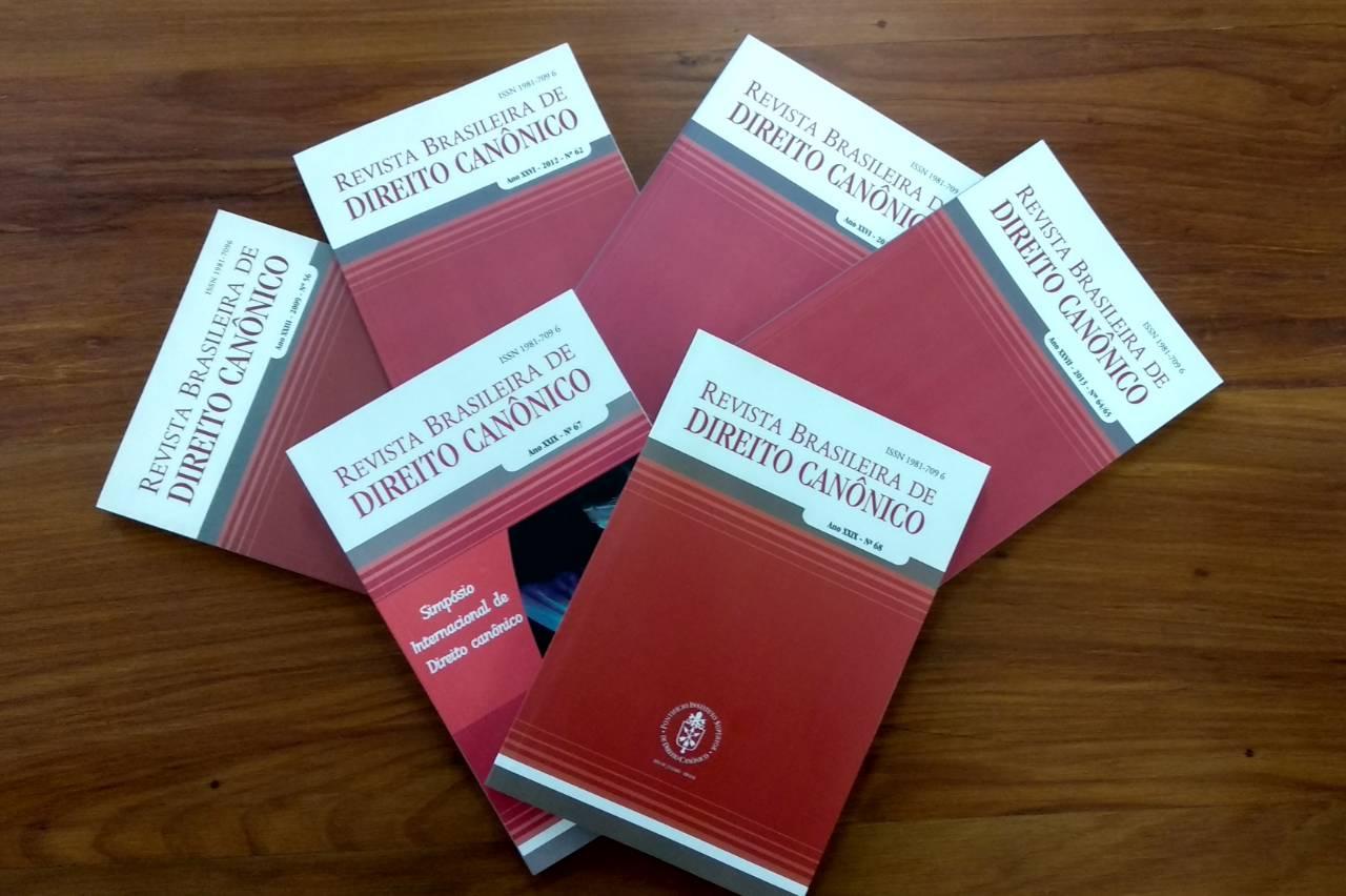 Revista Brasileira de Direito Canônico