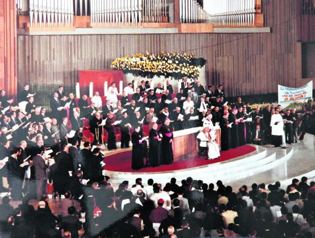 40 anos da conferência de Puebla