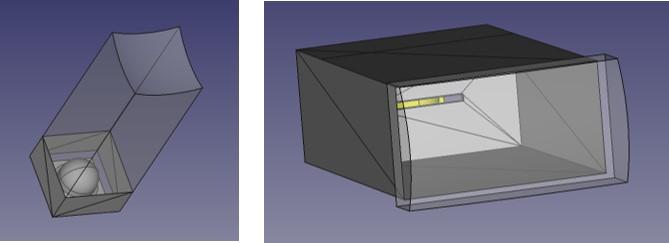 Module caméra simulation