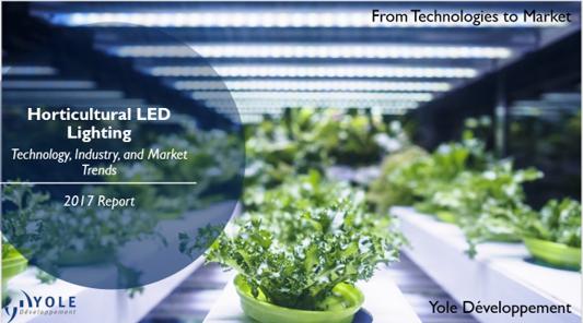 Horticultural LED trends