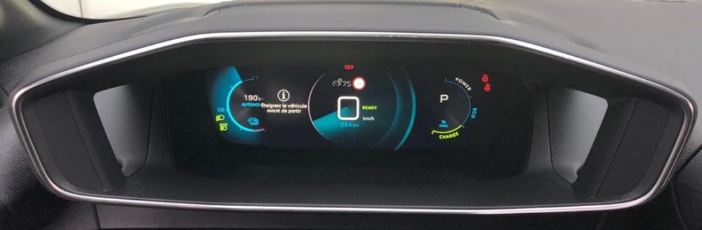 Automobile dashboard OLED displays
