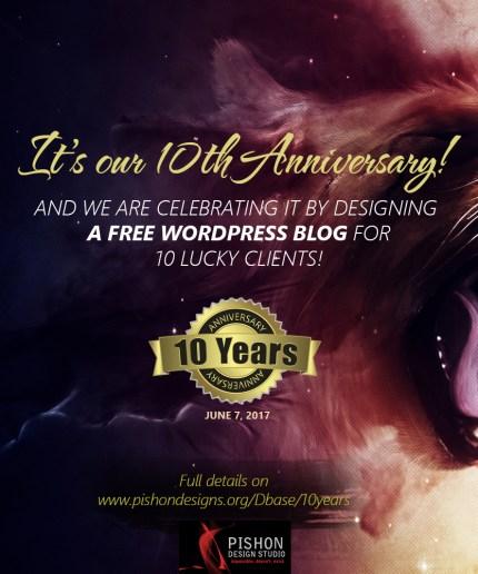 design your wordpress blog free
