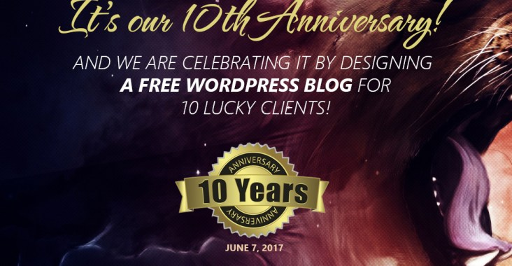 design your wordpress blog free