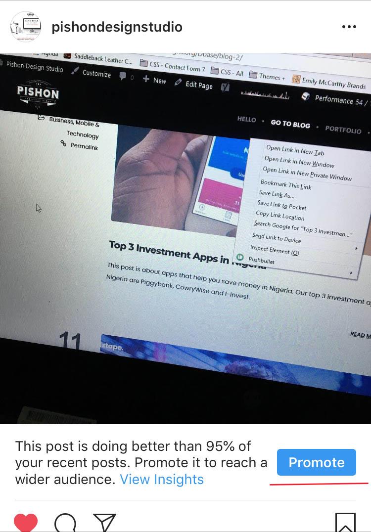 pish screenshot