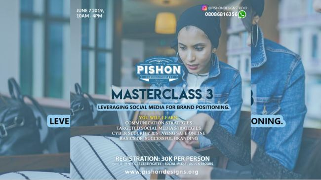 Pishon Masterclass 3 image