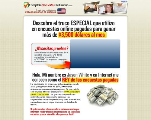 Completa Encuestas Por Dinero – Spanish Version Of Takesurveysforcash