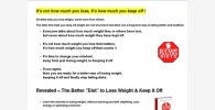 Stop Failing Diets – Sensible Weight Loss With The Glycemic Index