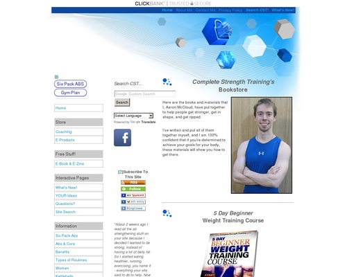 Complete Strength Training