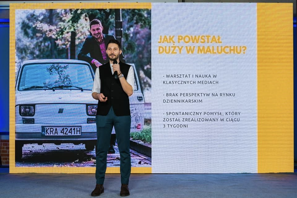 Creativity Loading 2021 - Filip Nowobilski