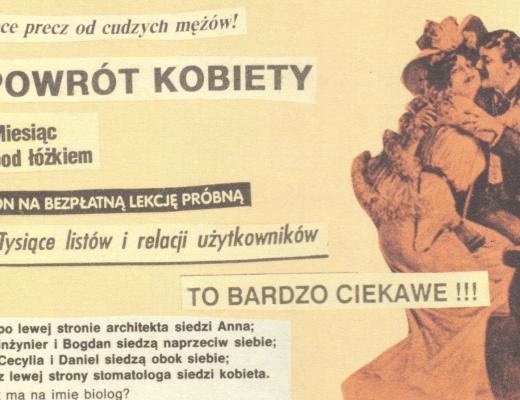Pełnoprawne dzieła sztuki - poezja wizualna Szymborskiej