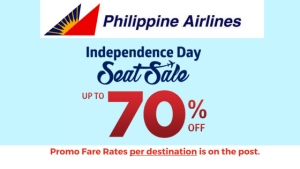 philippine airlines independence day promo fare