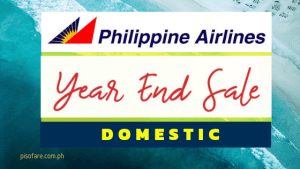 philippine airlines year end promo ticket