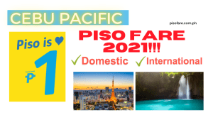 piso fare promo july to october 2021