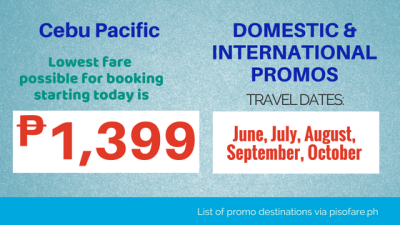 promos june to october 2018