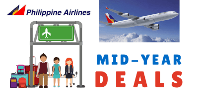 2018 Philippine Airlines Mid-Year Deals Promo Tickets