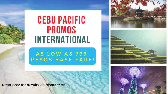 cebu pacific promo singapore china korea 2019