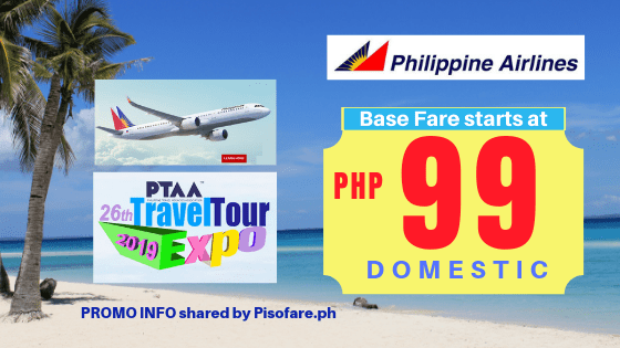 pal promo ticket rates ptaa