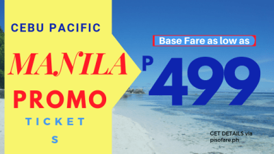 promo 2019 to 2020 manila flights