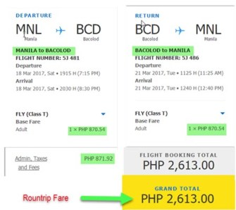 Cebu-Pacific-seat-sale-Manila-to-Bacolod-March-2017