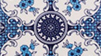 Azulejo 15x15 decoração - Ref -501