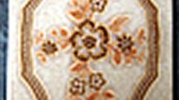 Pisos 30x30 floral fora de linha