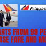 Philippine Airlines Promo fare 2019