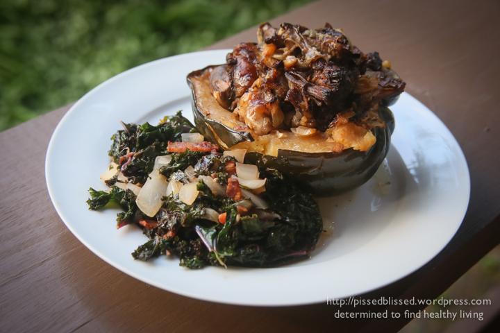 Southern Style Kale (4/4)