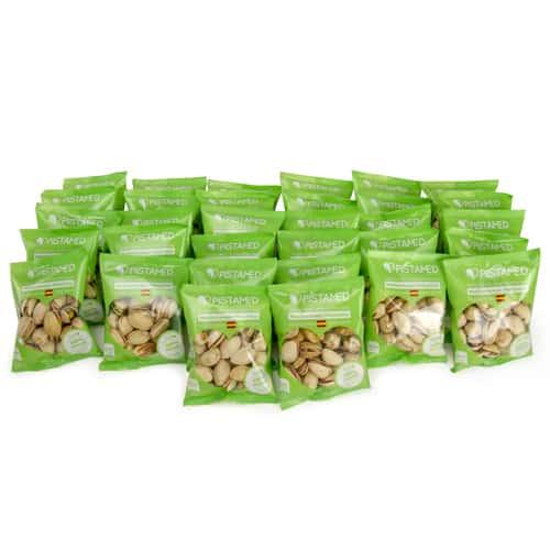 Pack de 32 bolsitas de pistachos