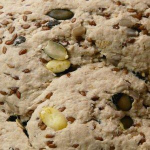 pan de calabaza y frutos secos